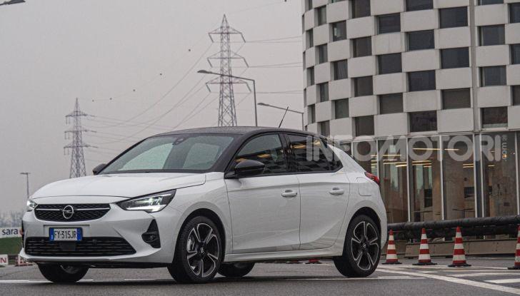 [VIDEO] Prova Opel Corsa 2020: l'auto per tutti, il vero Best Buy - Foto 13 di 50