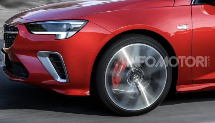 Opel Insignia GSI MY 2020: comfort e prestazioni - Foto 2 di 7