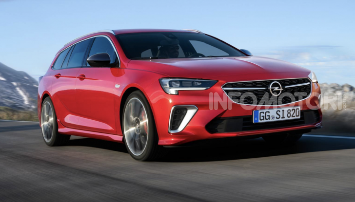 Opel Insignia GSI MY 2020: comfort e prestazioni - Foto 3 di 7