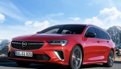 Opel Insignia GSI MY 2020: comfort e prestazioni
