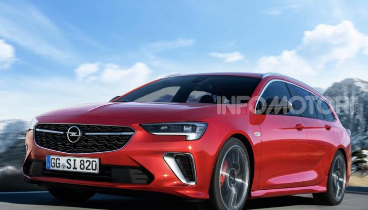 Opel Insignia GSI MY 2020: comfort e prestazioni - Foto 4 di 7