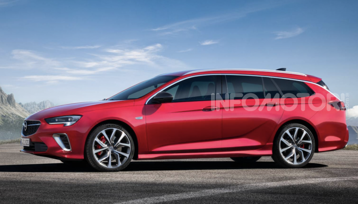 Opel Insignia GSI MY 2020: comfort e prestazioni - Foto 5 di 7
