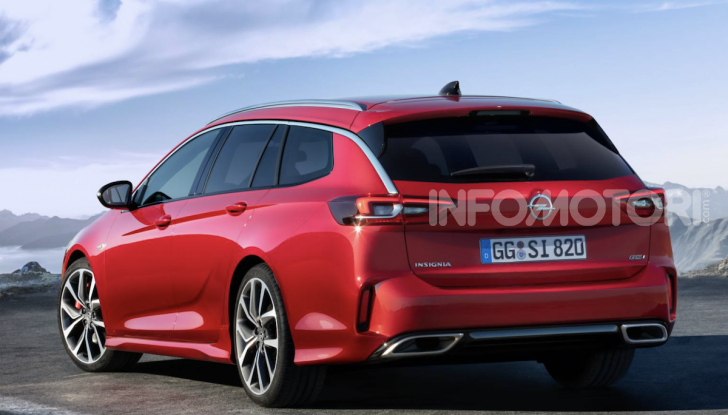 Opel Insignia GSI MY 2020: comfort e prestazioni - Foto 6 di 7