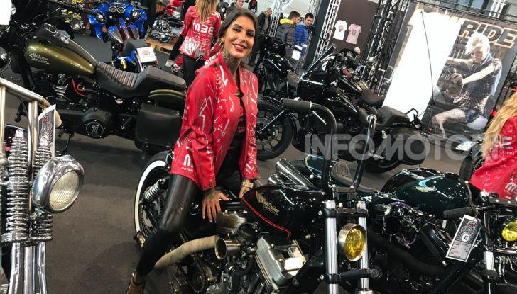 Motor Bike Expo 2020: tutte le bellezze, non solo quelle su ruote! - Foto 1 di 46