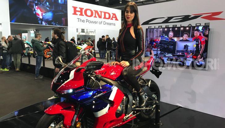 Motor Bike Expo 2020: tutte le bellezze, non solo quelle su ruote! - Foto 15 di 46