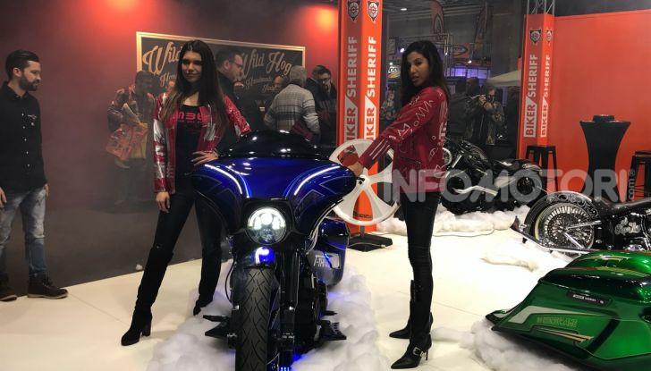 Motor Bike Expo 2020: tutte le bellezze, non solo quelle su ruote! - Foto 5 di 46