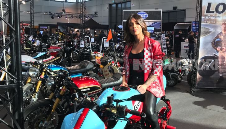 Motor Bike Expo 2020: tutte le bellezze, non solo quelle su ruote! - Foto 4 di 46