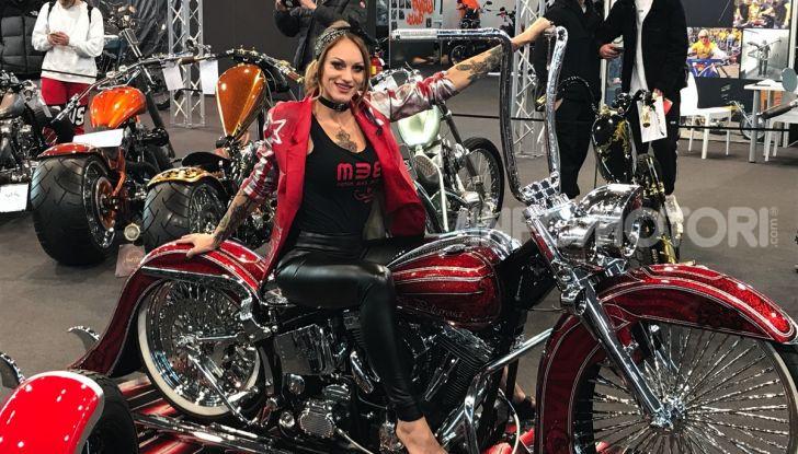 Motor Bike Expo 2020: tutte le bellezze, non solo quelle su ruote! - Foto 3 di 46