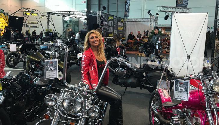 Motor Bike Expo 2020: tutte le bellezze, non solo quelle su ruote! - Foto 2 di 46