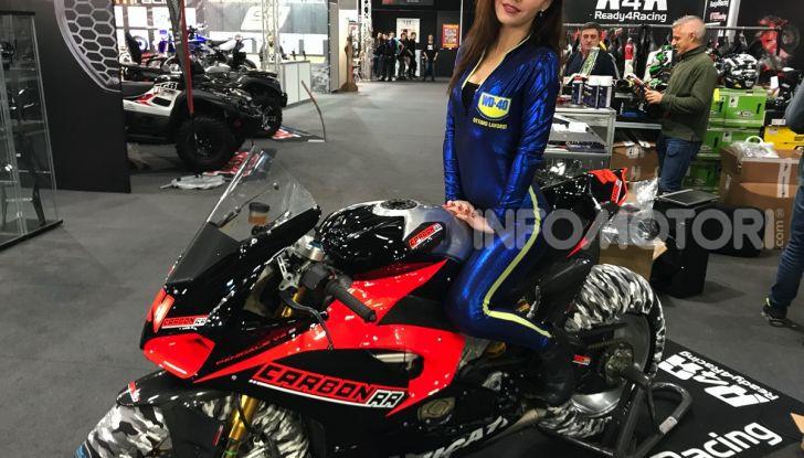 Motor Bike Expo 2020: tutte le bellezze, non solo quelle su ruote! - Foto 6 di 46