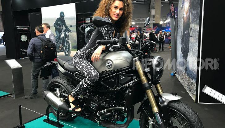 Motor Bike Expo 2020: tutte le bellezze, non solo quelle su ruote! - Foto 10 di 46