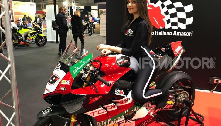 Motor Bike Expo 2020: tutte le bellezze, non solo quelle su ruote! - Foto 11 di 46