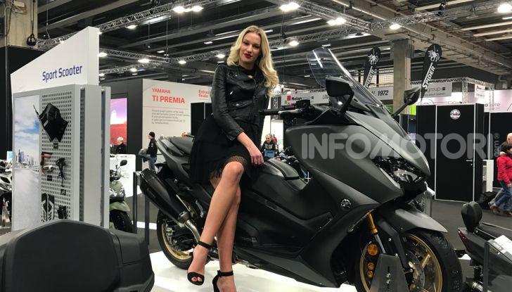 Motor Bike Expo 2020: tutte le bellezze, non solo quelle su ruote! - Foto 12 di 46