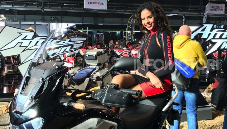 Motor Bike Expo 2020: tutte le bellezze, non solo quelle su ruote! - Foto 7 di 46