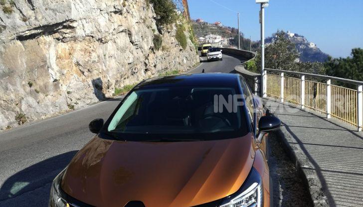 Prova nuova Renault Captur 2020, il restyling perfetto! - Foto 2 di 18