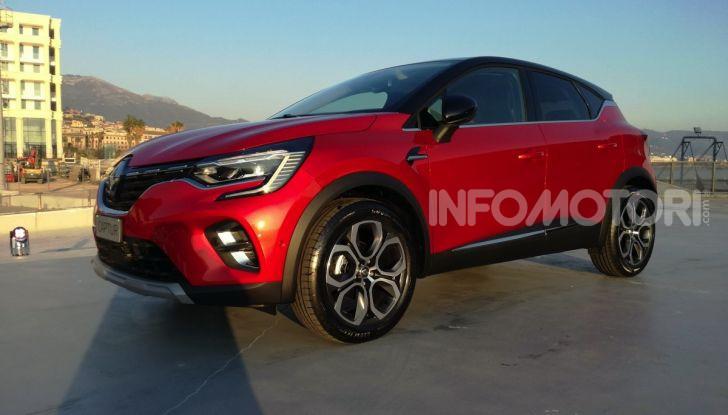 Prova nuova Renault Captur 2020, il restyling perfetto! - Foto 12 di 18