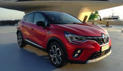 Prova nuova Renault Captur 2020, il restyling perfetto!