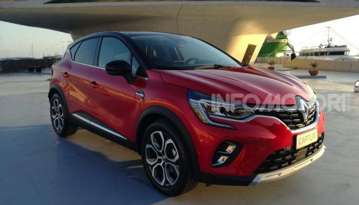 Prova nuova Renault Captur 2020, il restyling perfetto! - Foto 1 di 18