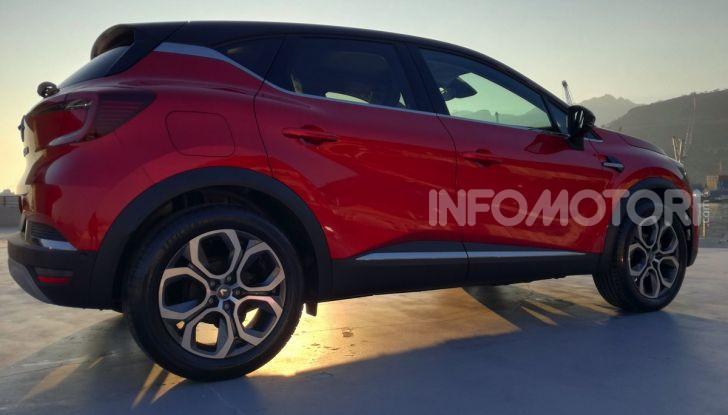 Prova nuova Renault Captur 2020, il restyling perfetto! - Foto 13 di 18
