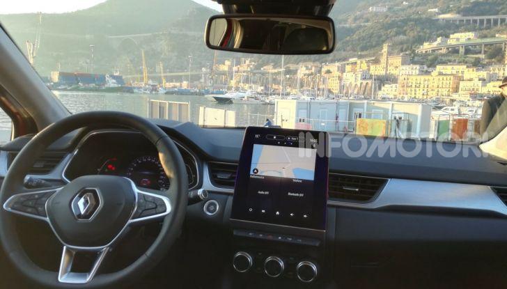 Prova nuova Renault Captur 2020, il restyling perfetto! - Foto 14 di 18