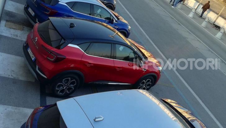 Prova nuova Renault Captur 2020, il restyling perfetto! - Foto 17 di 18