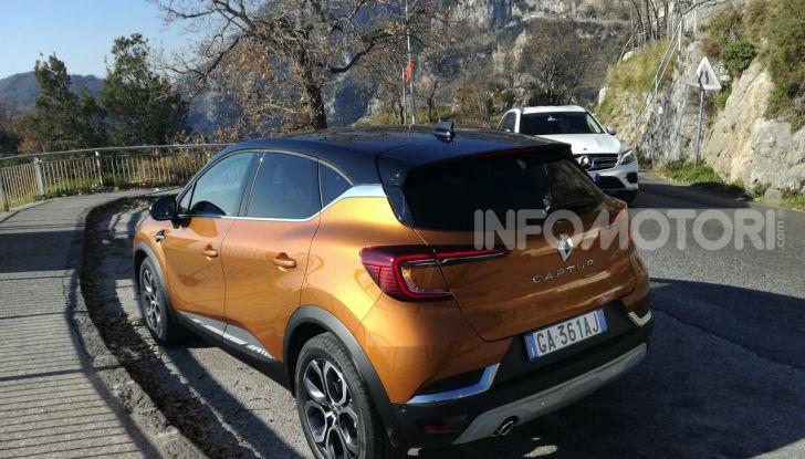 Prova nuova Renault Captur 2020, il restyling perfetto! - Foto 3 di 18