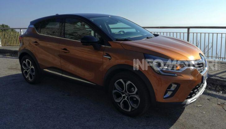 Prova nuova Renault Captur 2020, il restyling perfetto! - Foto 5 di 18