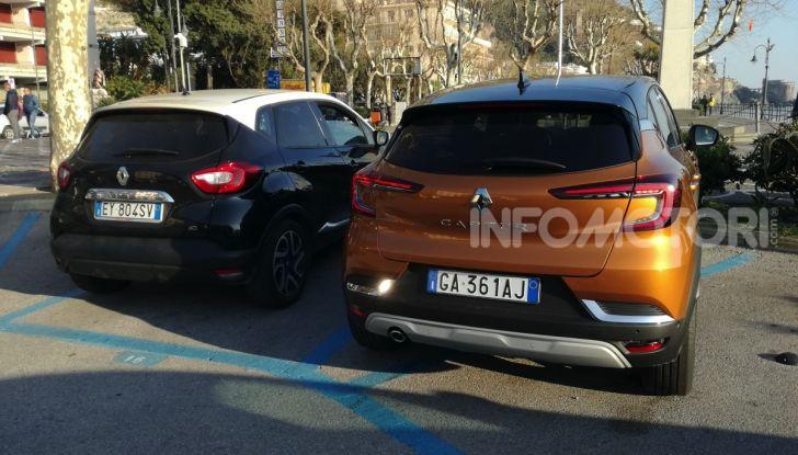 Prova nuova Renault Captur 2020, il restyling perfetto! - Foto 8 di 18