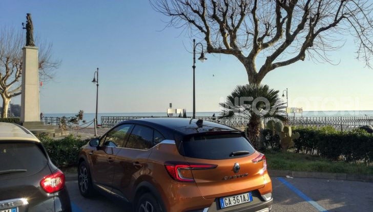 Prova nuova Renault Captur 2020, il restyling perfetto! - Foto 9 di 18