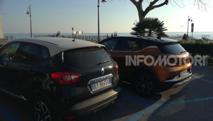 Prova nuova Renault Captur 2020, il restyling perfetto! - Foto 10 di 18