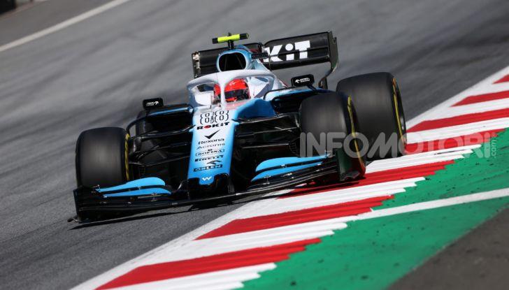 Robert Kubica Williams 2019