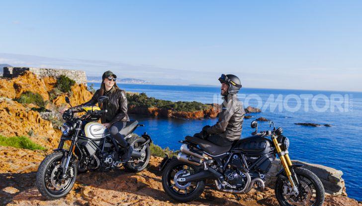 Scrambler Ducati 1100 PRO e 1100 Sport PRO: stile, prestazioni e agilità - Foto 1 di 9