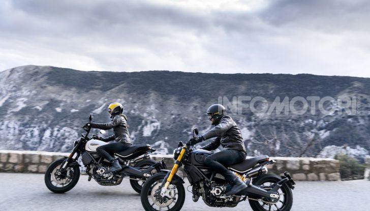 Scrambler Ducati 1100 PRO e 1100 Sport PRO: stile, prestazioni e agilità - Foto 2 di 9