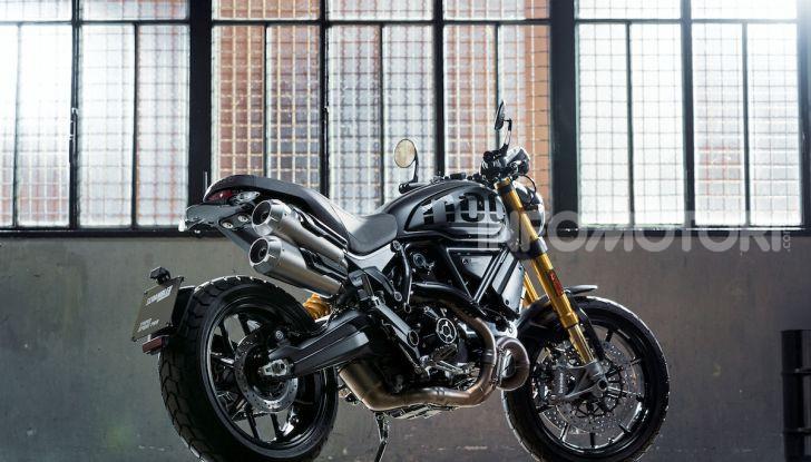 Scrambler Ducati 1100 PRO e 1100 Sport PRO: stile, prestazioni e agilità - Foto 3 di 9