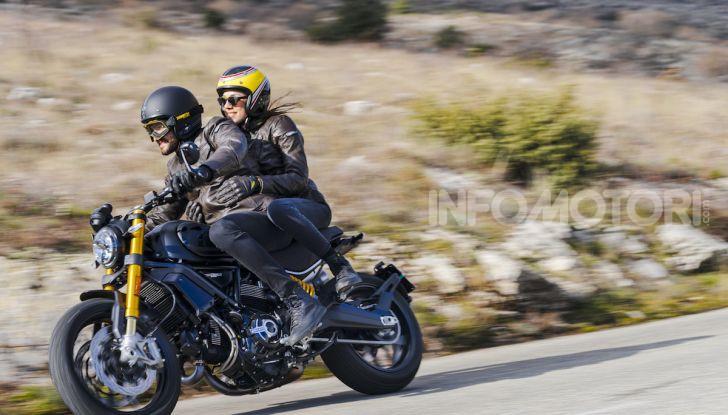 Scrambler Ducati 1100 PRO e 1100 Sport PRO: stile, prestazioni e agilità - Foto 4 di 9