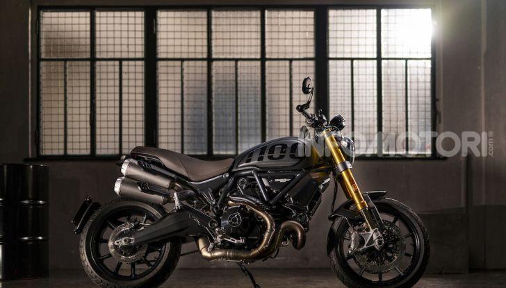 Scrambler Ducati 1100 PRO e 1100 Sport PRO: stile, prestazioni e agilità - Foto 5 di 9