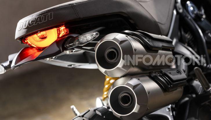 Scrambler Ducati 1100 PRO e 1100 Sport PRO: stile, prestazioni e agilità - Foto 7 di 9
