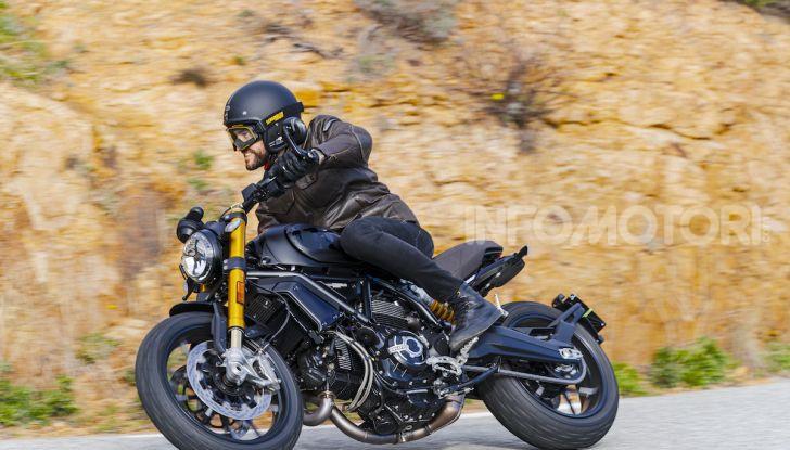 Scrambler Ducati 1100 PRO e 1100 Sport PRO: stile, prestazioni e agilità - Foto 8 di 9