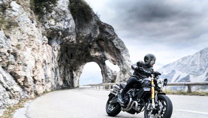 Scrambler Ducati 1100 PRO e 1100 Sport PRO: stile, prestazioni e agilità - Foto 9 di 9