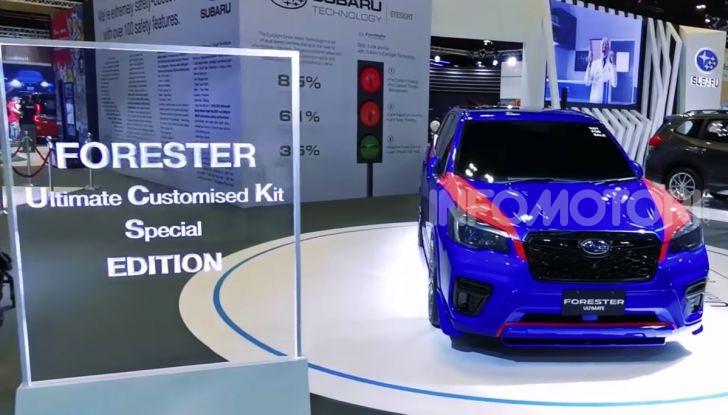La Subaru FUCKS è la vera novità 2020 nel mondo dell'auto - Foto 1 di 4