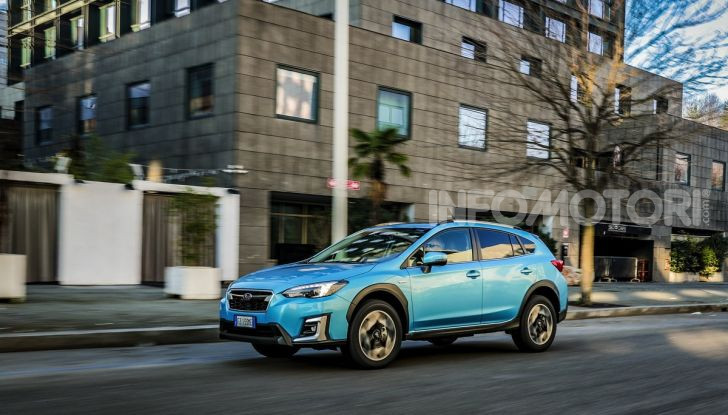 [VIDEO] Prova Subaru XV e-Boxer 2020: la gamma si elettrizza - Foto 1 di 33