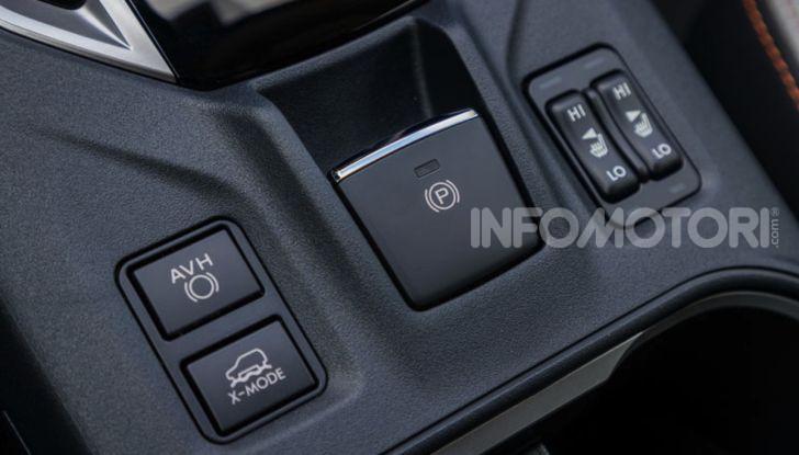 [VIDEO] Prova Subaru XV e-Boxer 2020: la gamma si elettrizza - Foto 16 di 33