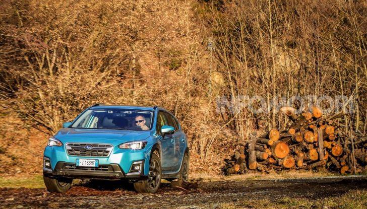 [VIDEO] Prova Subaru XV e-Boxer 2020: la gamma si elettrizza - Foto 17 di 33