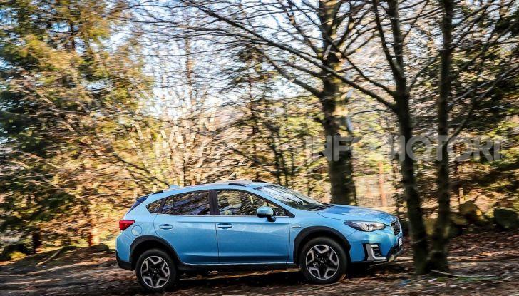 [VIDEO] Prova Subaru XV e-Boxer 2020: la gamma si elettrizza - Foto 19 di 33