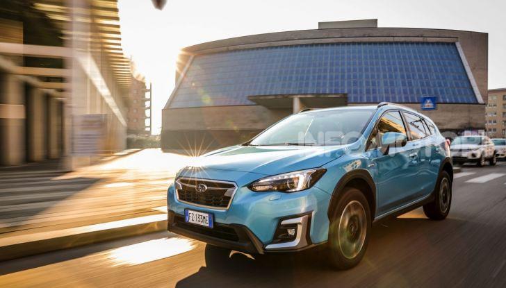 [VIDEO] Prova Subaru XV e-Boxer 2020: la gamma si elettrizza - Foto 2 di 33