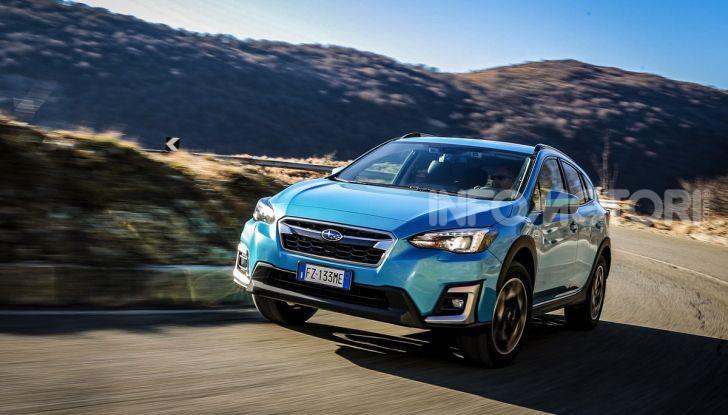 [VIDEO] Prova Subaru XV e-Boxer 2020: la gamma si elettrizza - Foto 20 di 33