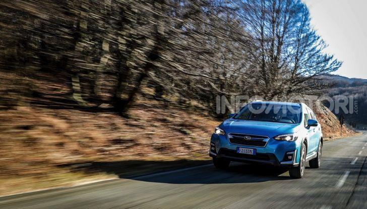 [VIDEO] Prova Subaru XV e-Boxer 2020: la gamma si elettrizza - Foto 22 di 33