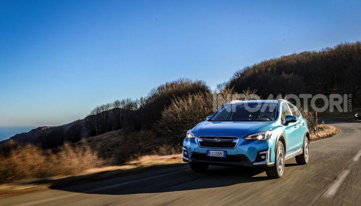 [VIDEO] Prova Subaru XV e-Boxer 2020: la gamma si elettrizza - Foto 23 di 33