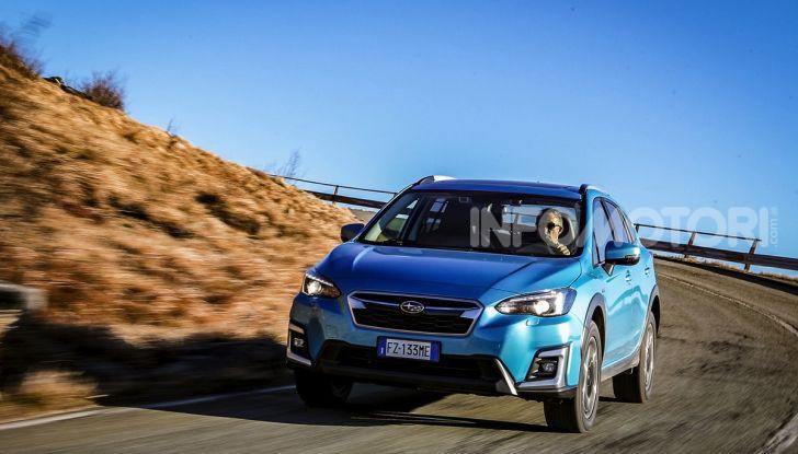 [VIDEO] Prova Subaru XV e-Boxer 2020: la gamma si elettrizza - Foto 24 di 33