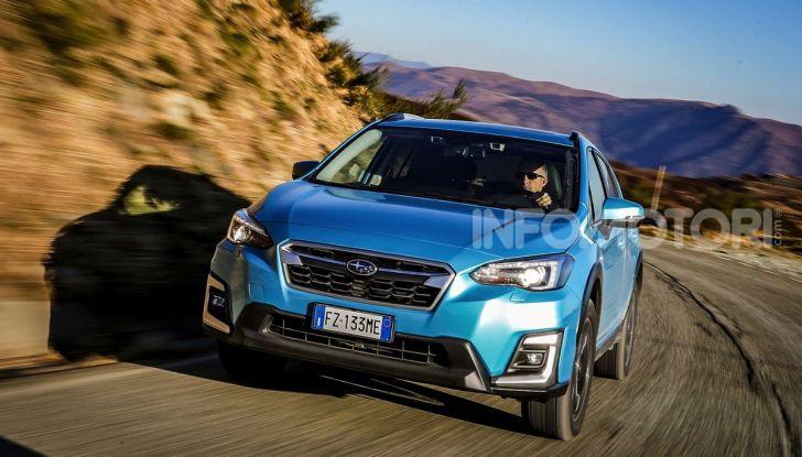 [VIDEO] Prova Subaru XV e-Boxer 2020: la gamma si elettrizza - Foto 25 di 33
